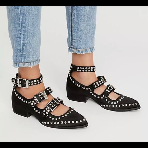 Free People Shoes - Free People Jeffrey Campbell Cooper Studded Sandal